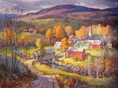 SOLD HKloongian_Pleasant Valley_ VT